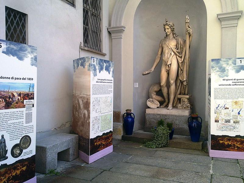 Le donne di pace alla biblioteca civica Bonetta